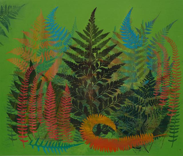 , 'Aspidium, Pteris, Sage,' 2014, Luhring Augustine