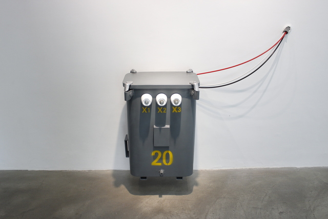 , 'Oil-immersed Transformers,' 2016, Double Square Gallery
