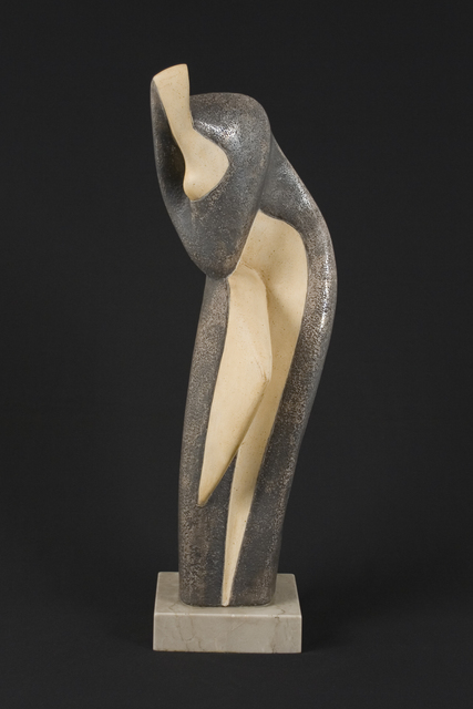 , 'Leaning Figure,' 1935, Forum Gallery