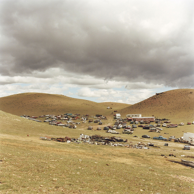 , 'Junk Valley - Wyoming, from the series Country Limit,' 2012, NextLevel Galerie