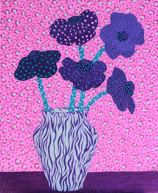 , 'Still Life with Anemone,' 2015, Gallery Artsoop