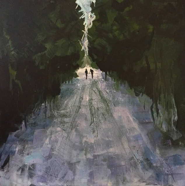 , 'Into the Woods - Eugenia,' 2018, parts gallery