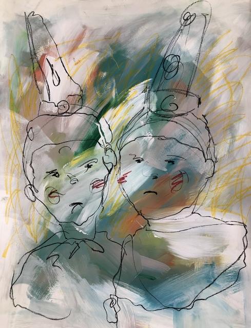 Axiom Collective, 'Emmett and Lou', 2019, Axiom Fine Art