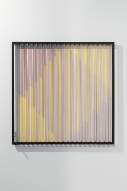 , 'color | nº 25 1+1EA,' 2018, Galerie Denise René
