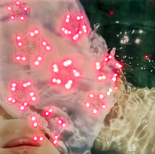 , 'Sleepless 2,' 2017, CYNTHIA-REEVES