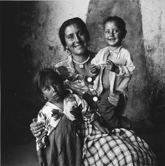 Irving Penn, 'Gypsy Mother with Two Young Children, Extremadura', Friends Without a Border Benefit Auction