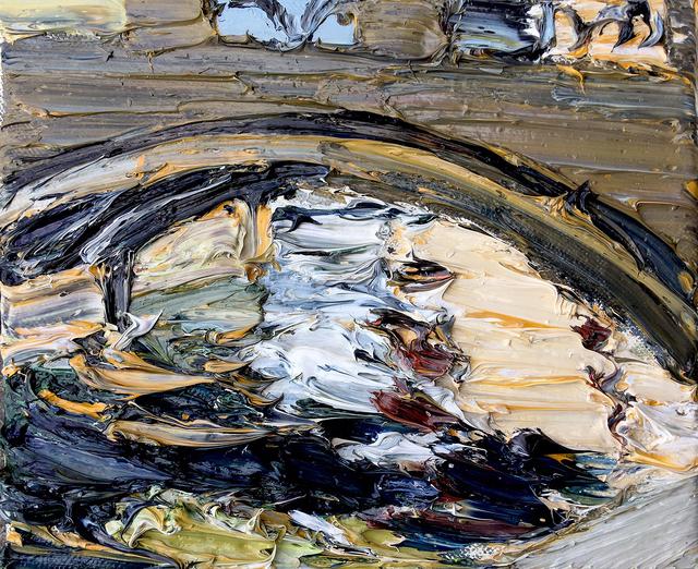 , 'Spiegelung an der Museumsinsel,' 2017, Galerie Kornfeld