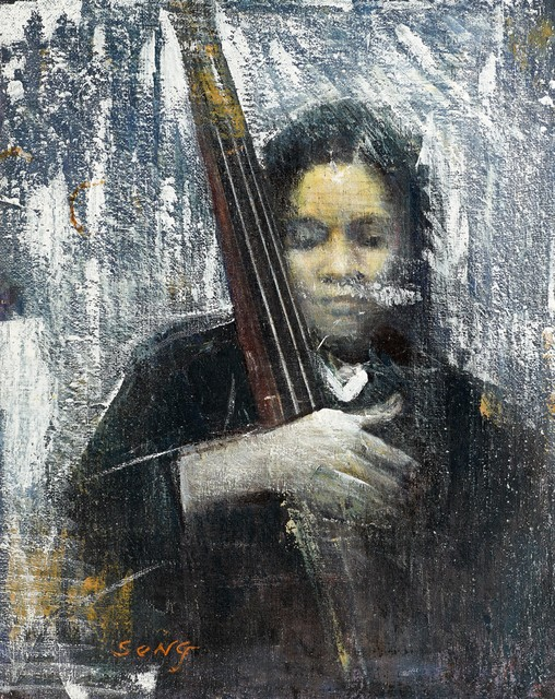 , 'A player,' 2004, Gallery Jung