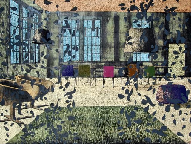, 'Untitled,' 2013, Merkur
