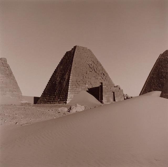 , 'Meroe, Sudan,' 1998, Studio la Città
