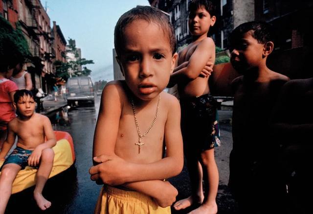 , 'Lil Man, Spanish Harlem, NY,' 1988, Galerie Bene Taschen
