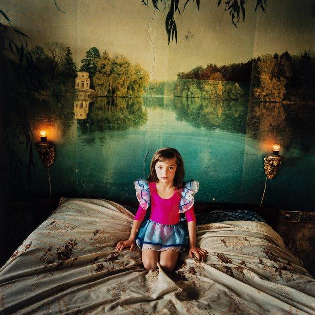 Michal Chelbin, 'Alona in the Bedroom, Ukraine', 2006, Heritage Auctions