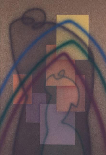 , 'Watercolor #6,' 1943, Weinstein Gallery