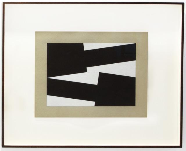 , 'Metaesquema 235,' 1958, LURIXS: Arte Contemporânea