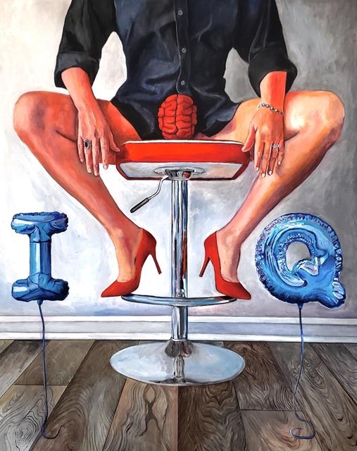 , 'Gender Politics,' 2019, Amos Eno Gallery