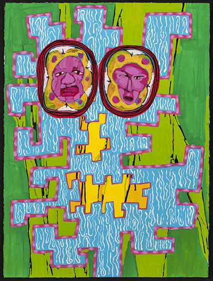 , 'Mellow Mountain #25,' 2017, David Lusk Gallery