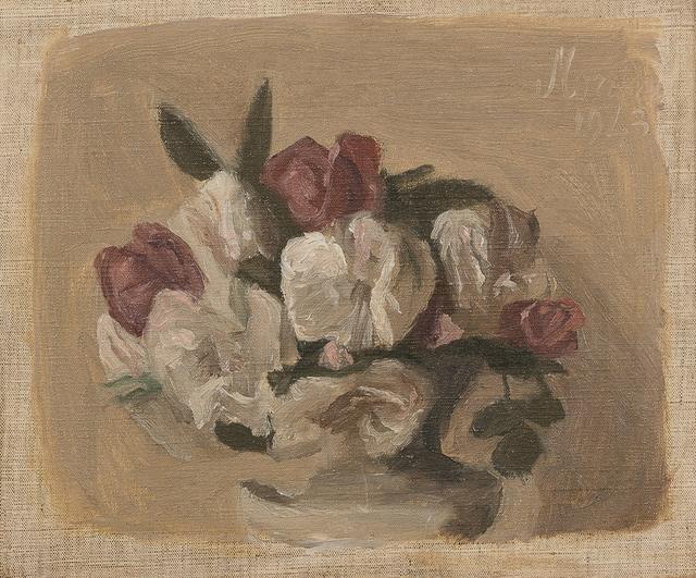 , 'Flowers,' 1943, Robilant + Voena