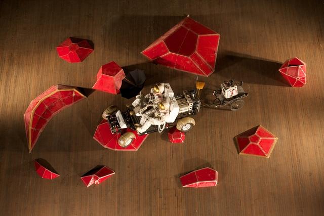 , 'Mars Yard,' 2011-2012, Tom Sachs Studio