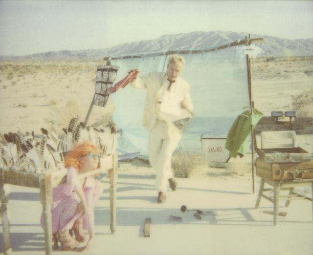 , 'Spiegelbild (Stage of Consciousness),' 2008, Instantdreams