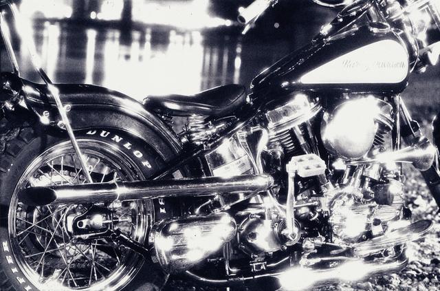 , 'Harley ,' 1988, CHRISTOPHE GUYE GALERIE