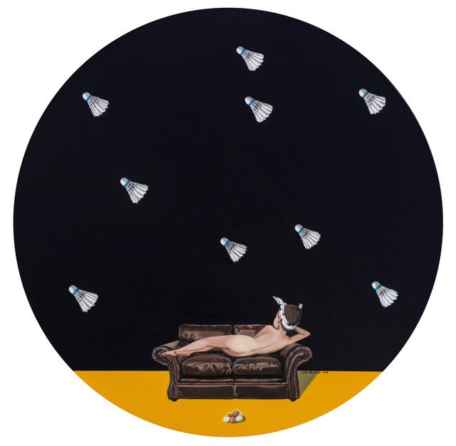 Han Yajuan 韩娅娟, 'Worldview', 2016, Amy Li Gallery