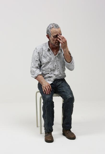 , 'Untitled (Man on a stool),' 2010, LKFF