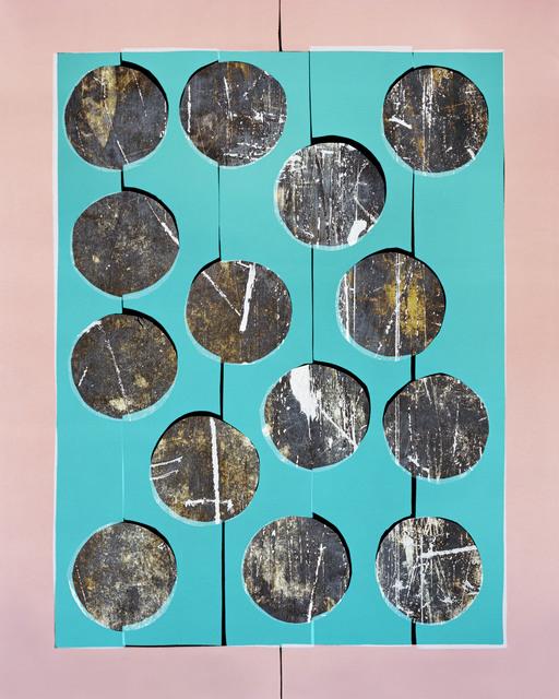 , 'Canoe,' 2015, Galerie Christophe Gaillard