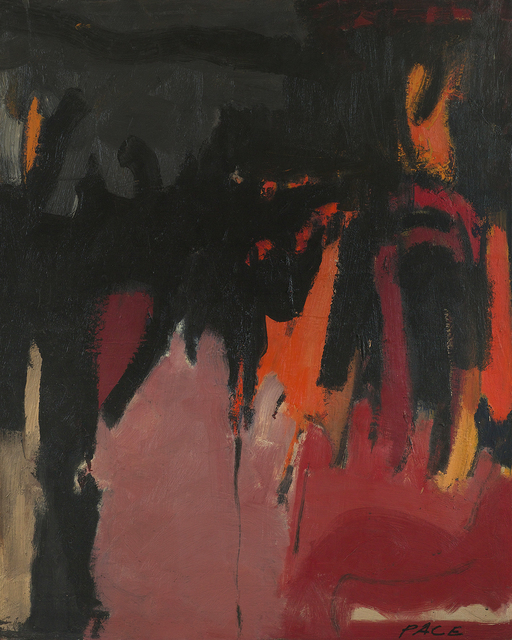 , 'Untitled ,' 1957, Berry Campbell Gallery