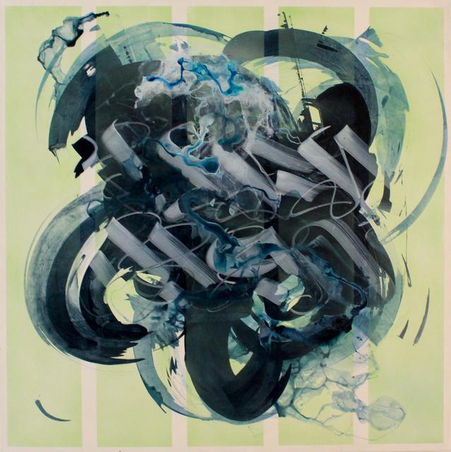 , 'Capsule Collapse,' 2015, Galerie Droste