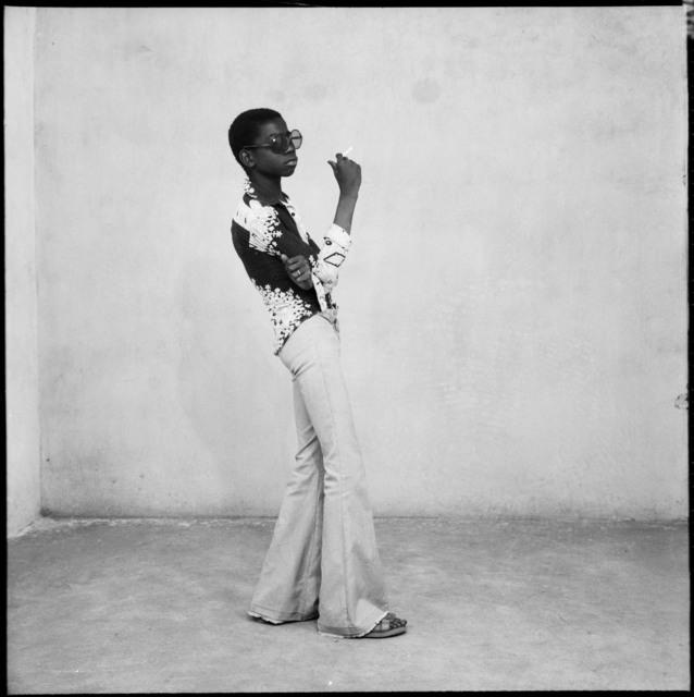 , 'Un Yé-yé en position,' 1963, Magnin-A