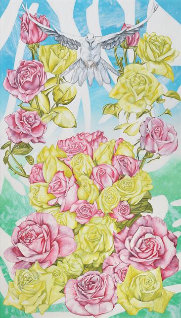 , 'Fragrant Canopy,' 2017, Brintz Gallery