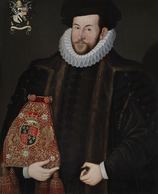, 'Sir John Puckering of Kew, Surrey and Weston (c.1544 – 1596),' ca. 1592, The Weiss Gallery