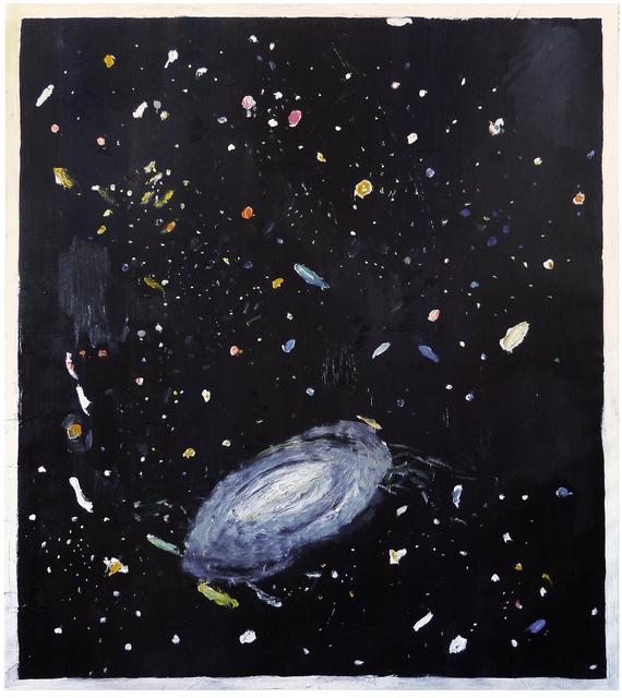 , 'Stars #6,' 2015, MODULO