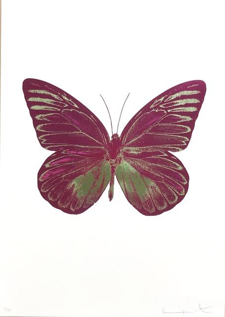 Damien Hirst, 'The Souls I, Fuchsia Pink Leaf Green', 2010, Print, Gelatin Silver Print, Kunsthuis Amsterdam