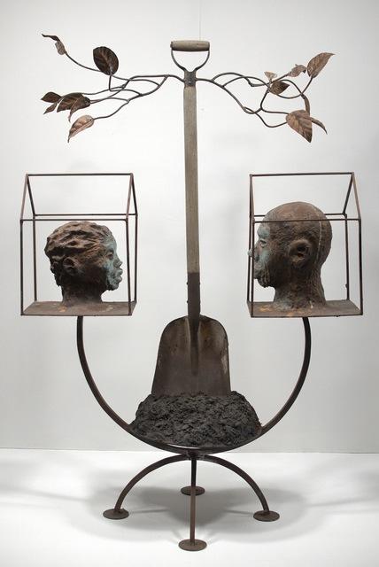 , 'Build,' 2015, RJD Gallery