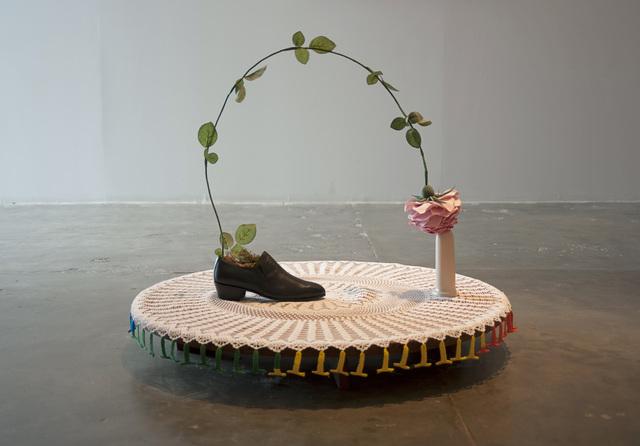 , 'Rose of Sapatão,' 2014, Galerie Martin Janda