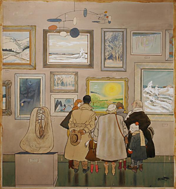 , 'Untitled, IWC 142,' 12, TrépanierBaer Gallery