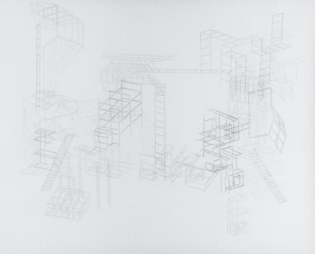 , 'Conjecture Diagram no.10,' 2014, MKG127