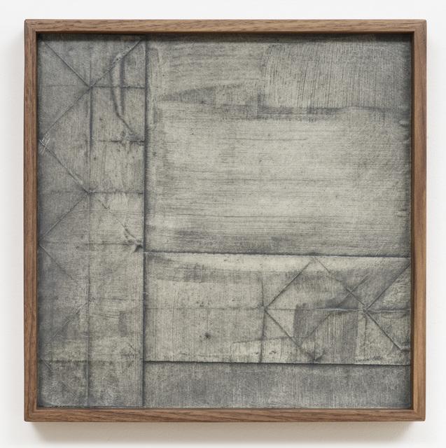 , 'weight / object 8,' 2017, Samuel Freeman