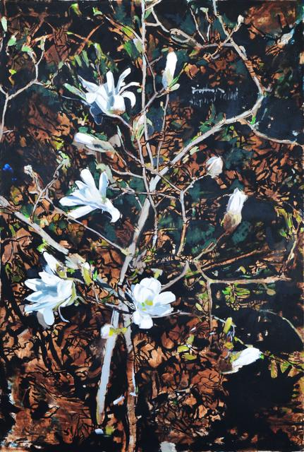 , 'Spring I,' 2017, Aki Gallery