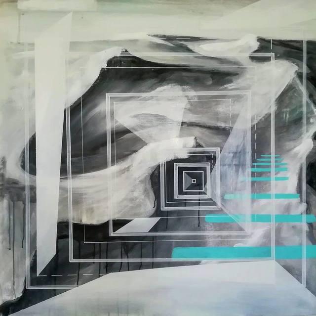 , 'Clear sky ,' 2017, Galleria Quadrifoglio