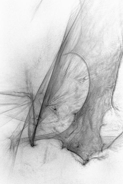 Laurent Lamarche, 'Diffraction, trace #4', 2012, Art Mûr