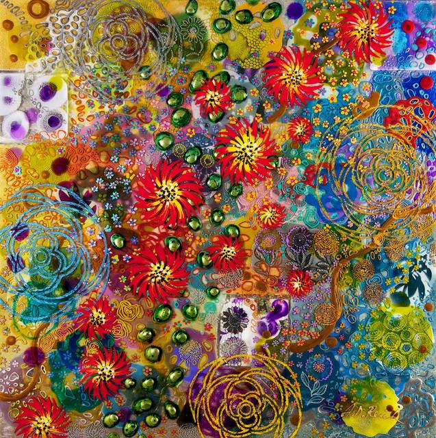 , 'Tess's Pinwheels,' 2012, 530 Burns Gallery