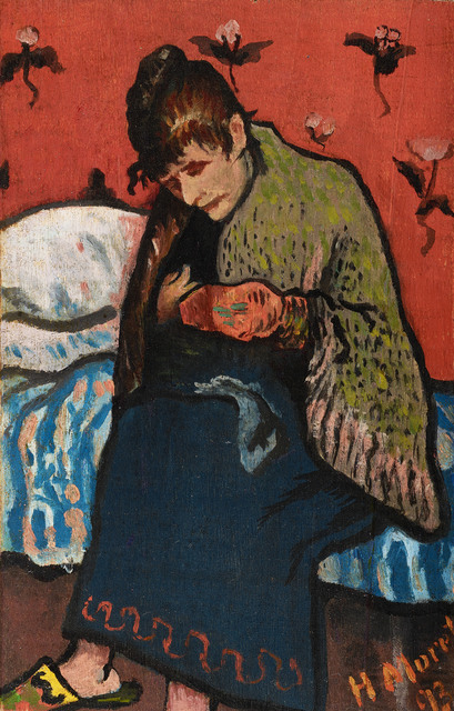 , 'Portrait de Madame Goulven,' 1893, Stoppenbach & Delestre