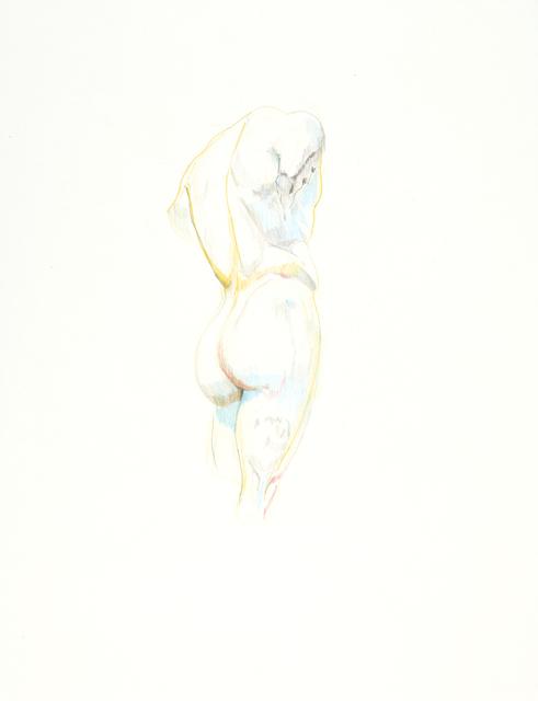 , 'Doryphoros II,' 2016, Galerie Krinzinger