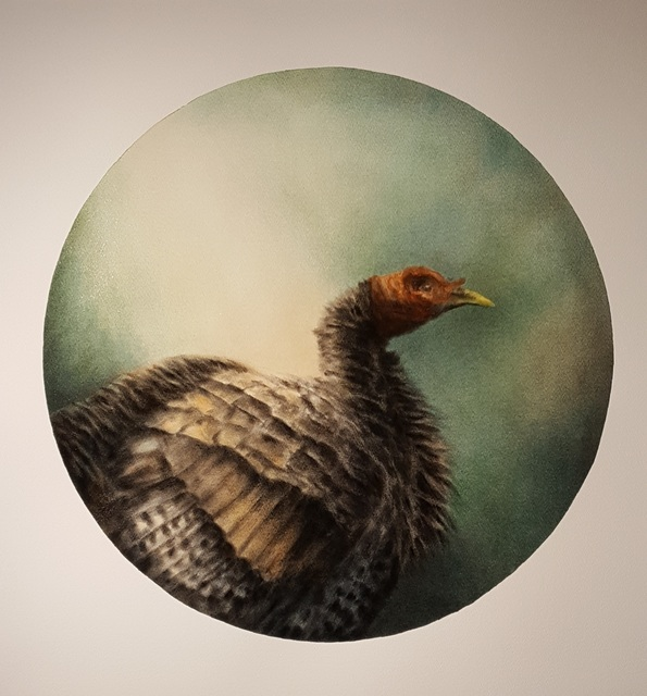 , 'Wild Turkey,' 2018, Gallery Jones