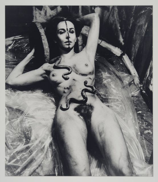 Carolee Schneemann, 'Eye Body 5', 1963, P.P.O.W
