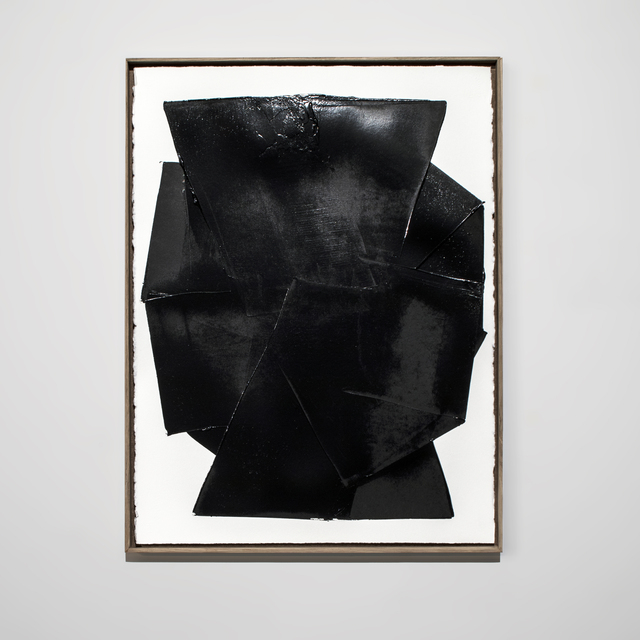 , 'Furoshiki Carbone 28,' 2016, Leclaireur