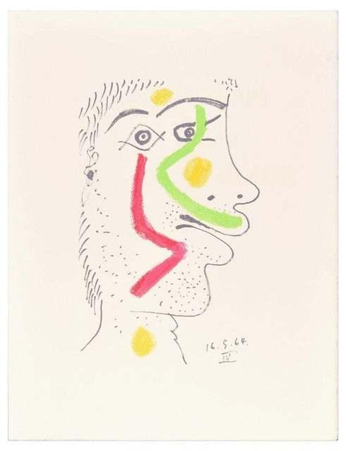 Pablo Picasso, 'Le goût du Bonheur - 16.5.64 IV - After P. Picasso', 1998, Wallector