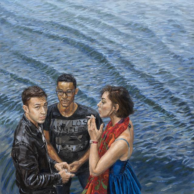 , 'Amigos cercanos,' 2015, Enlace Arte Contemporáneo